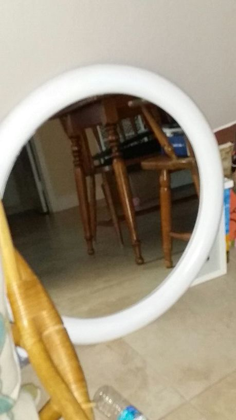 Huge wall mirror 36 inches wide!