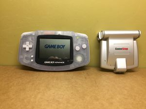 GameBoy advance with game stop light for sale  Tulsa, OK