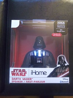 Star Wars ihome Speakers Bluetooth for Sale in Gaithersburg, MD