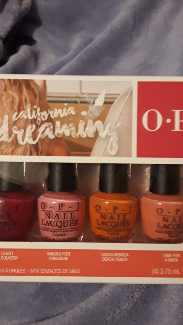 O.P.I nail polish for Sale in Los Angeles, CA - OfferUp