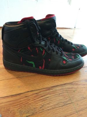 Size 9 Tribe Called Quest Air Jordan 1 for Sale in Boston, MA