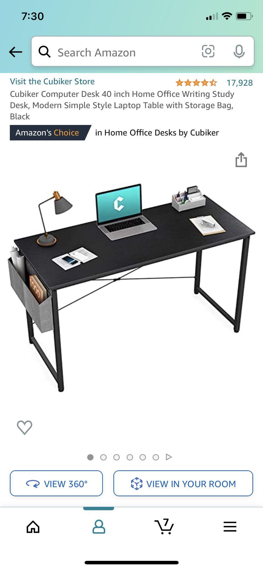 Slightly Used Desk