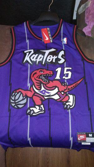 34c52553e Vince Carter Retro Toronto Raptors Jerseys! Size M   XL! for Sale in Hampton