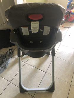 Graco high chair Thumbnail