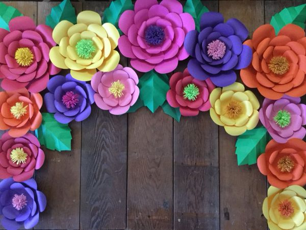 Paper flowers mexican theme for sale in san diego ca offerup 90 mightylinksfo
