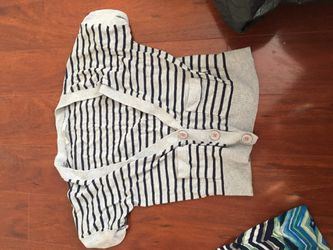 Papaya vest/shirt Thumbnail