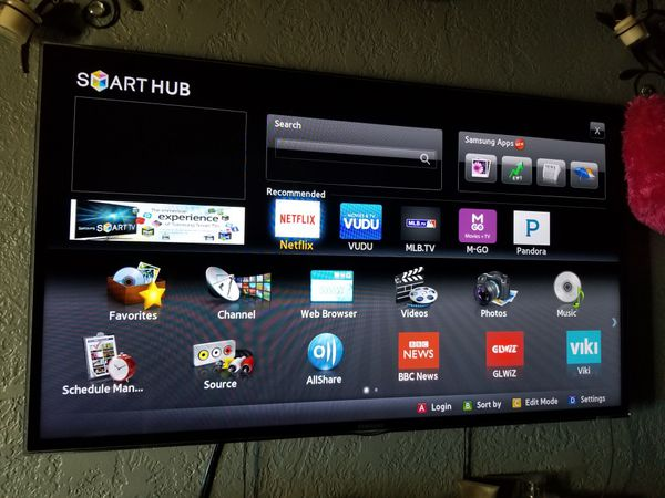 50 inch Samsung smart tv for Sale in Lodi, CA - OfferUp
