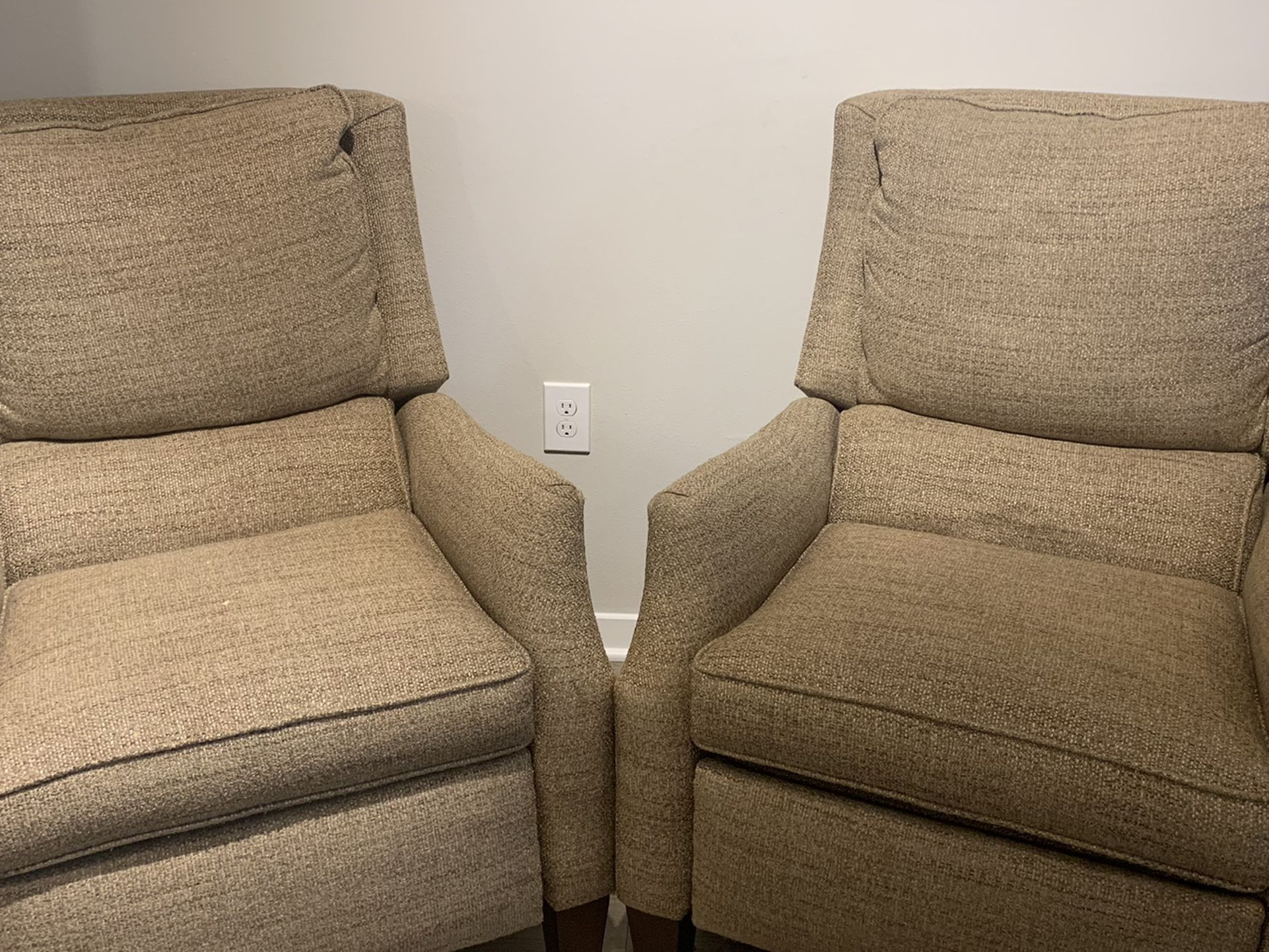 Custom Thomasville Of Scottsdale Recliner Chairs