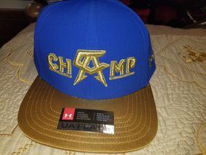Under Armour Canelo Alvarez hat for Sale in Fresno 48dea04114b
