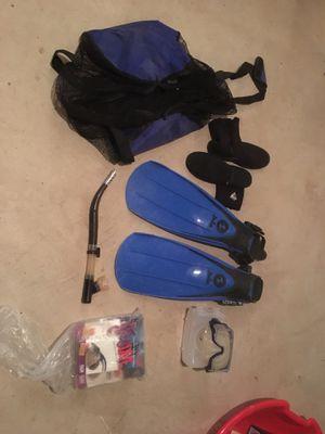 Men's scuba gear for Sale in Gaithersburg, MD