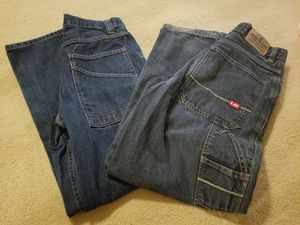 1 pair Lee 1 pair union bay Size 14 R for Sale in Germantown, MD