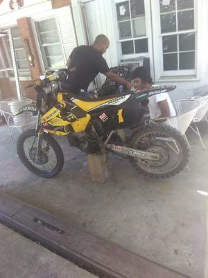 Dirt bike 200o for Sale in Washington, DC