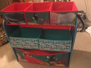 FINDING DORY TOYBOX for Sale in Bowie, MD