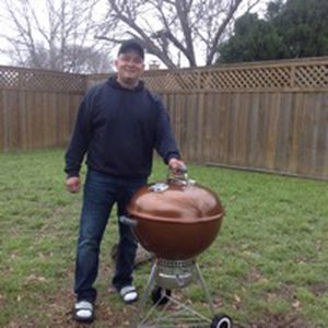Yoder Kingman smoker/grill for Sale in Fort Worth, TX - OfferUp