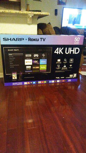 SHARP RUKO TV for Sale in Montgomery Village, MD