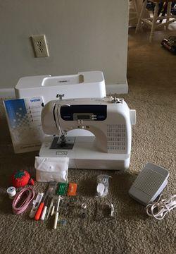 Sewing Machine: Brother CS-6000i Computer Thumbnail