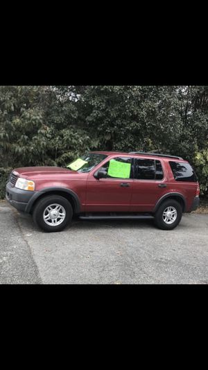 2004 Ford Explorer 4x4 for Sale in Silver Spring, MD