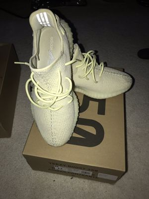 Butter Yeezy 350 Size 12 for Sale in Haymarket, VA