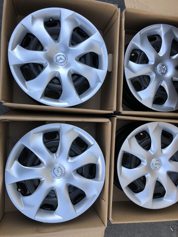 2018 Mazda 3 Wheels Hubcaps No Tires For Sale In West Sacramento