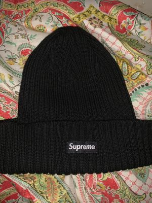 a8626b48c60 New and Used Supreme beanie for Sale in Kissimmee