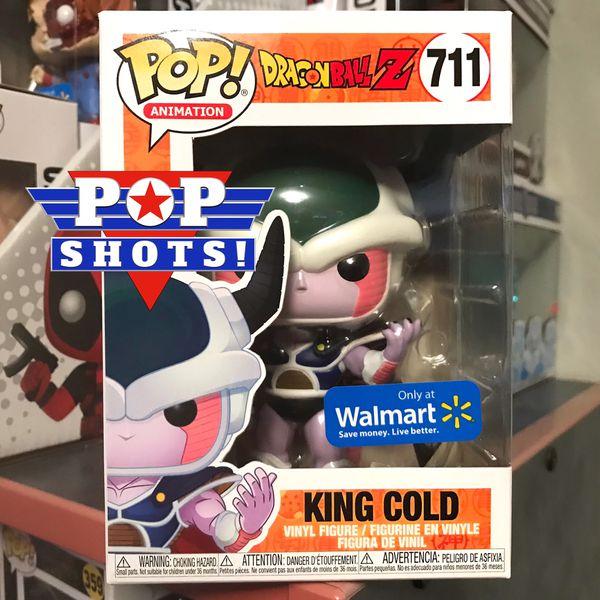 King Cold #711 Funko Pop Dragonball Z Walmart Exclusive