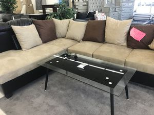 LIVING ROOM SET 2 PC SECTIONAL ON SALE for Sale in Adelphi, MD