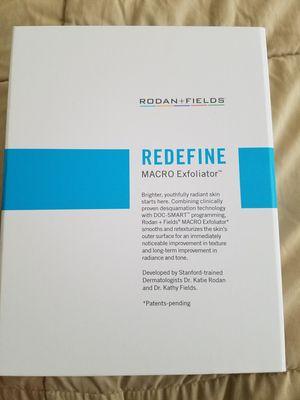 8cca484fcdc Rodan and Fields REDEFINE Macro Exfoliator NEW for Sale in Washington, DC