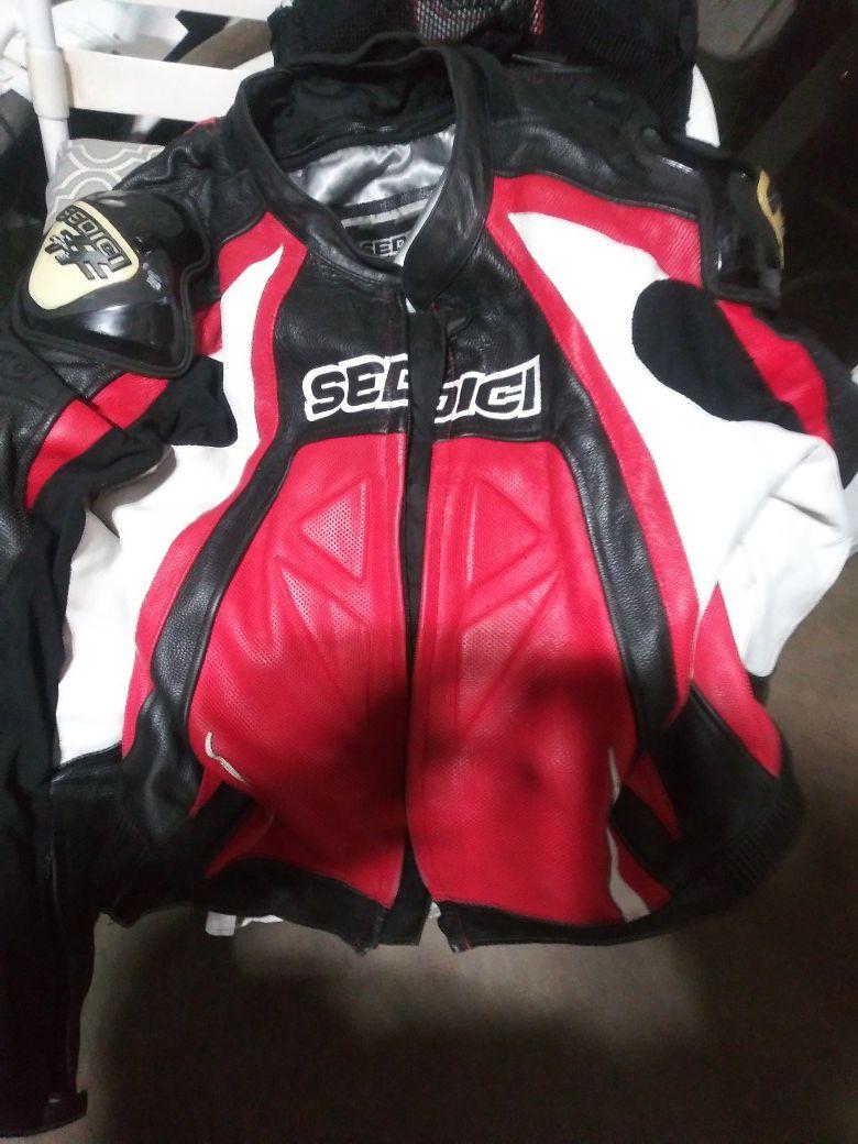 Sedici motorcycle jacket