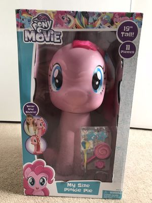 My Little Pony The Movie My Size Pinkie Pie Doll for Sale in Alexandria, VA