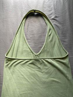 Green Forever 21 Summer Dress Thumbnail