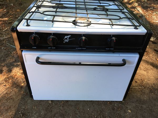 Rv Stove Oven >> Magic Chef Rv Stove Oven Combo For Sale In West Linn Or Offerup