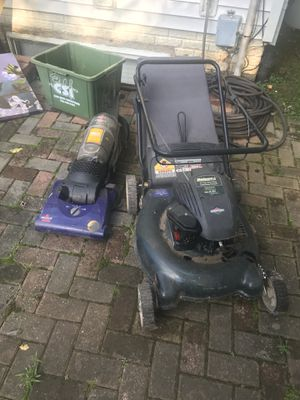 Lawn mower free for Sale in Sterling, VA