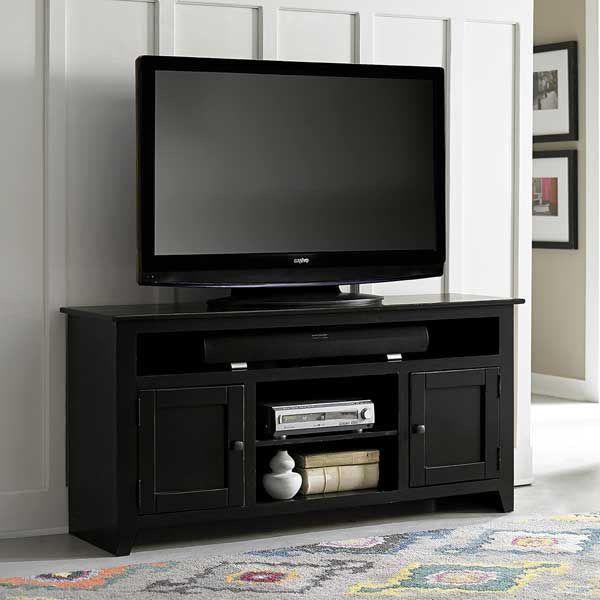 58in TV Console - Black