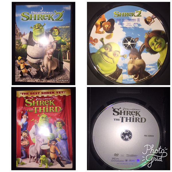 New And Used Shrek For Sale In Midlothian Tx Offerup