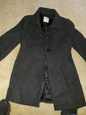 Women's Grey peacoat for Sale in Washington, DC