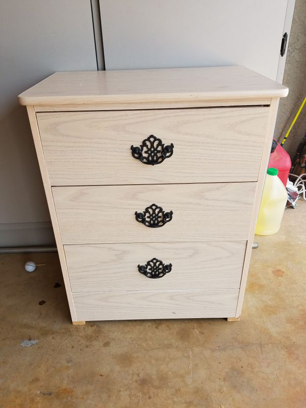 Small 3 Drawer Dresser For Sale In Mesa Az Offerup
