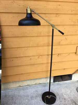Adjustable Armed pole lamb for Sale in Gig Harbor, WA