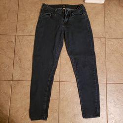 Size 26 (2) Just Black jeans Thumbnail
