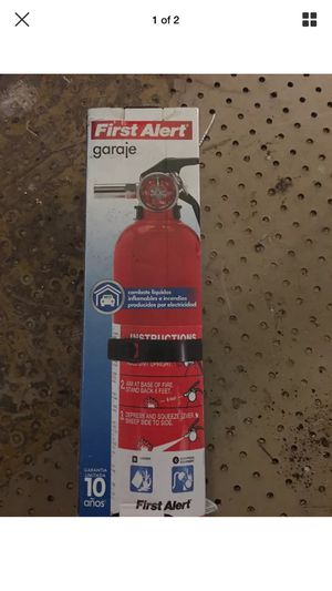 Fire extinguisher for Sale in Bowdon, GA