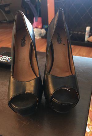 Charlotte Russe Heels size 6 for Sale in Gaithersburg, MD
