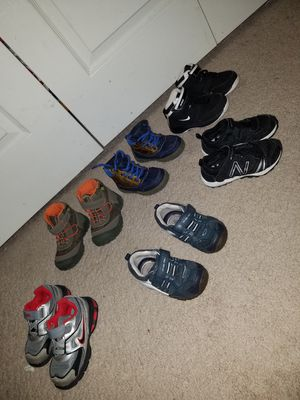 Infant shoes size 5c and 6 c for Sale in Alexandria, VA
