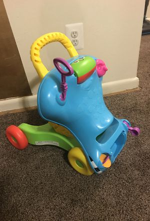 Baby toy car/walker. for Sale in Washington, DC