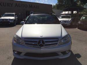 MERCEDES BENZ C300 SPORT '10 AMG PCK/PANORAMI ROOF $2999DOWN*$330MONTH - $9998 (7414 N Florida ave Tampa PLEASE ask for Toris luxury auto mall