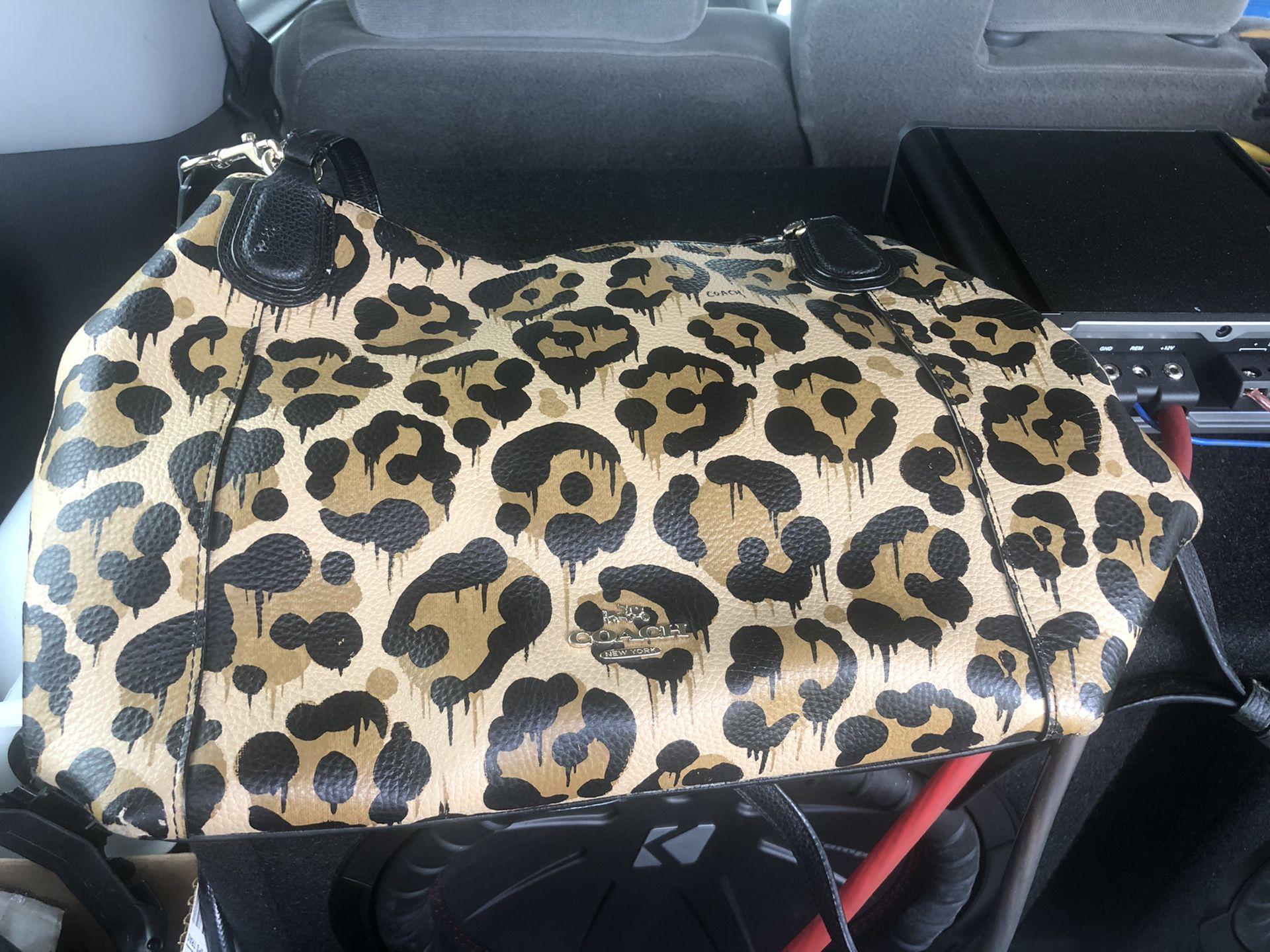 Authentic coach purses