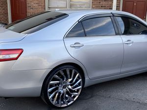 """Photo 22"""" VCT wheels with brand new lionhart tires for trade!!!!"""