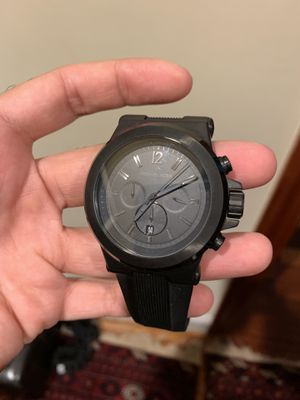 Michael Kors watch. Rubber strap. for Sale in Vienna, VA