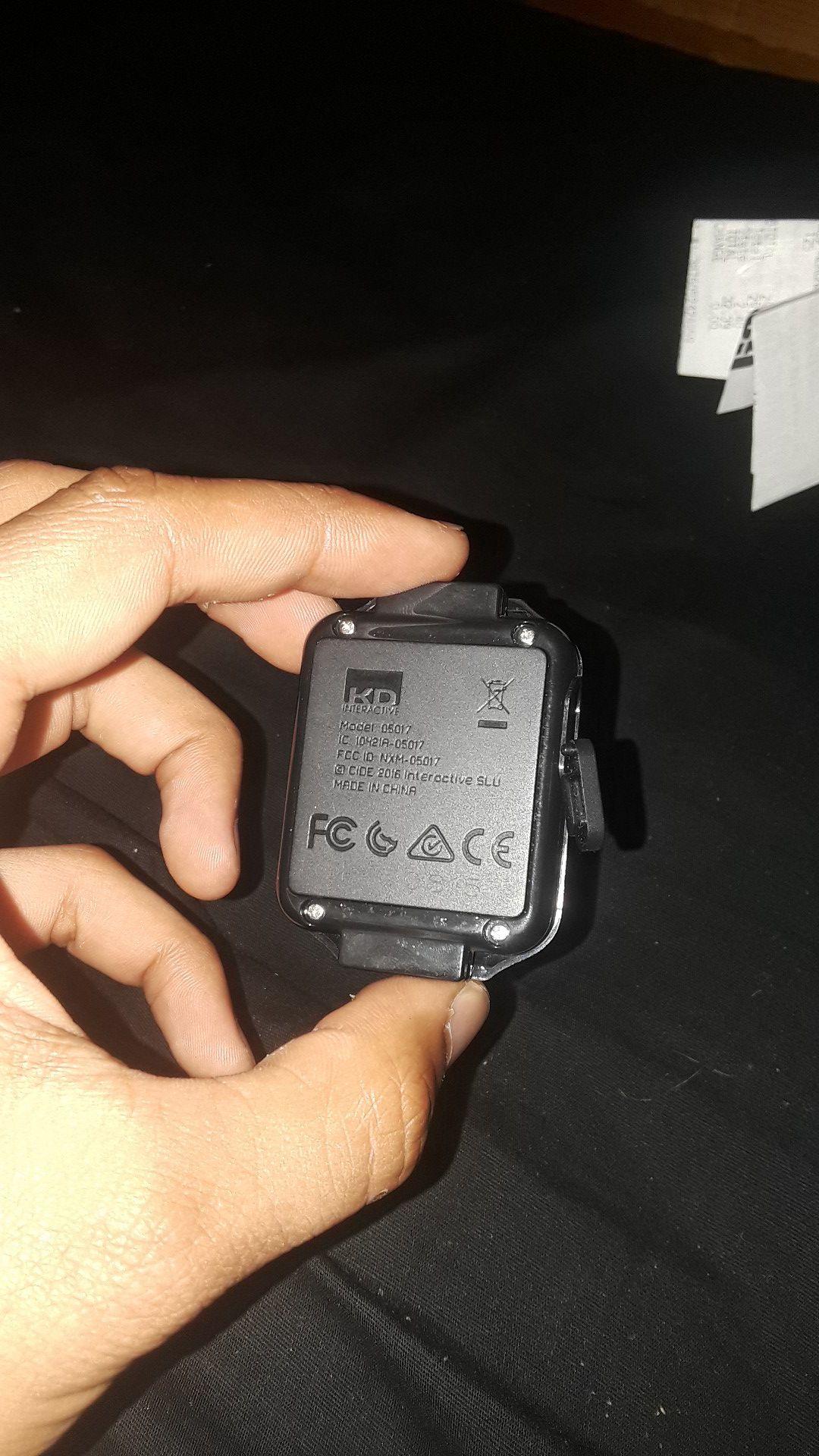 Kurio watch