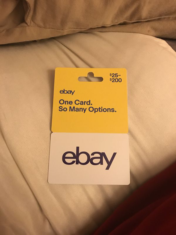 Ebay 200 Gift Cards For Sale For Sale In Corona Ca Offerup