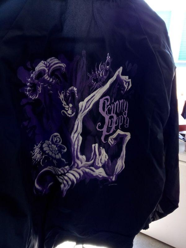 Industrial Gods Aka Skinny Puppy Jacket For Sale In Virginia Beach