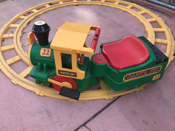 Train Ride Santa Fe Style In Excellent Condition For Sale San Diego CA